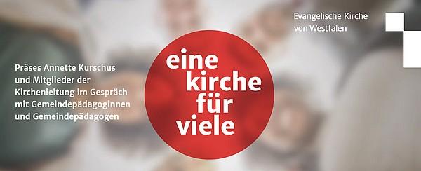 """""""Eine Kirche für viele"""" – Thementag mit Präses Kurschus"""