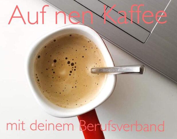 Auf nen Kaffee mit Kolleg*innen